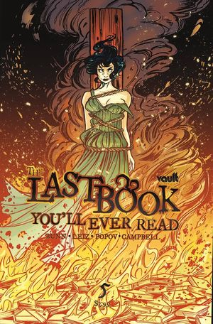 LAST BOOK YOULL EVER READ (2021) #5