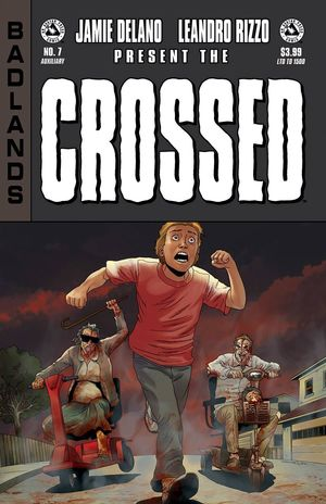 CROSSED BADLANDS AUXILIARY 7-12 BAG SET (6CT) (MR)