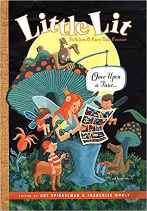 LITTLE LIT: FOLKLORE AND FAIRY TALE FUNNIES HC (20 #1