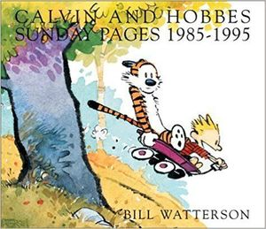 CALVIN & HOBBES SUNDAY PAGES SC 1985-1995 TP