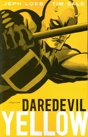 DAREDEVIL YELLOW TP