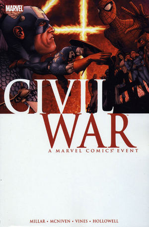 CIVIL WAR TP #1
