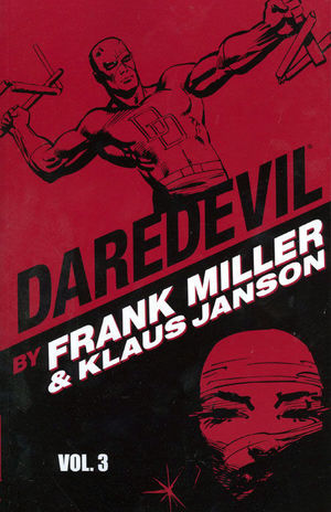 DAREDEVIL BY MILLER & JANSON TP