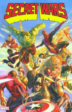 MARVEL SUPER HEROES SECRET WARS TP #1