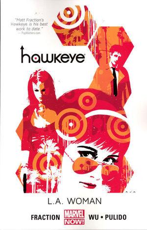 HAWKEYE TP #3