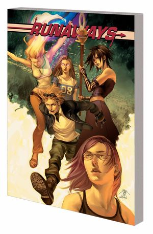 RUNAWAYS COMPLETE COLLECTION TP #2
