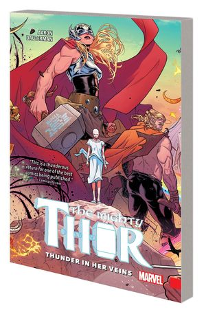 MIGHTY THOR TP #1