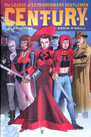 LEAGUE OF EXTRAORDINARY GENTLEMEN HC (2000-2014 AMERICA'S BEST COMICS/TOP SHELF)