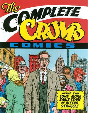 COMPLETE CRUMB COMICS TP #2