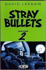 STRAY BULLETS TPB (1998)