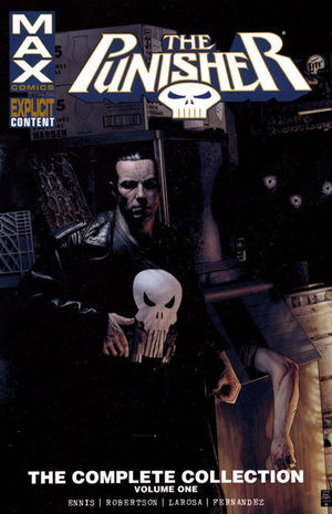 PUNISHER MAX COMPLETE COLLECTION TP