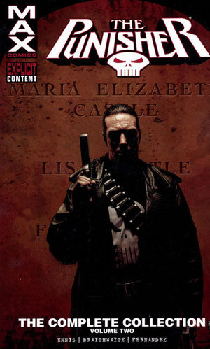 PUNISHER MAX COMPLETE COLLECTION TP #2