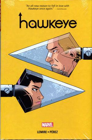 HAWKEYE HC #3