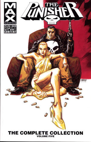 PUNISHER MAX COMPLETE COLLECTION TP #5
