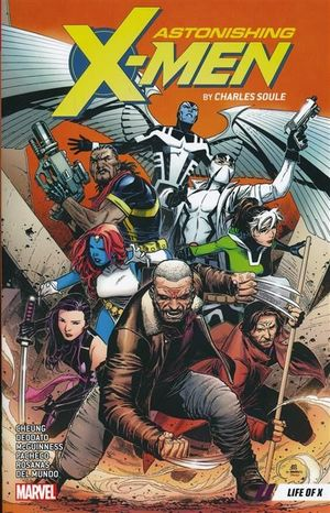 ASTONISHING X-MEN BY CHARLES SOULE TP