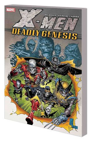 X-MEN TP DEADLY GENESIS NEW PTG #1