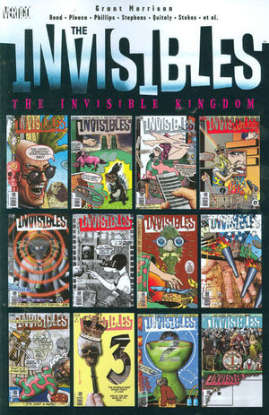 INVISIBLES TP #7