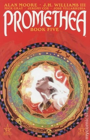 PROMETHEA TP BOOK #5