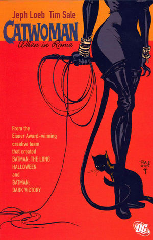 CATWOMAN WHEN IN ROME TP #1
