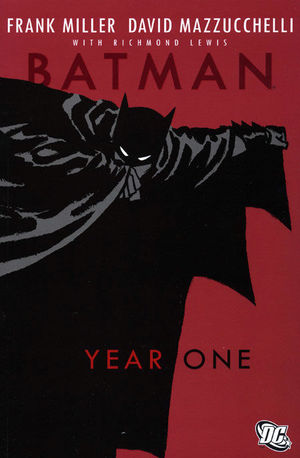 BATMAN YEAR ONE DELUXE TP