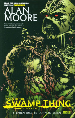 SAGA OF THE SWAMP THING TP BOOK #2