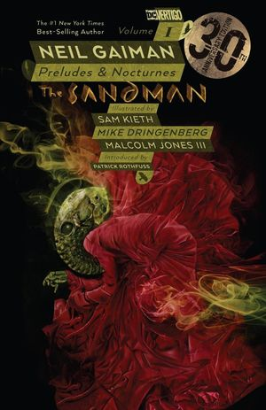 THE SANDMAN TP #1