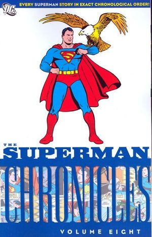 SUPERMAN CHRONICLES TPB #8