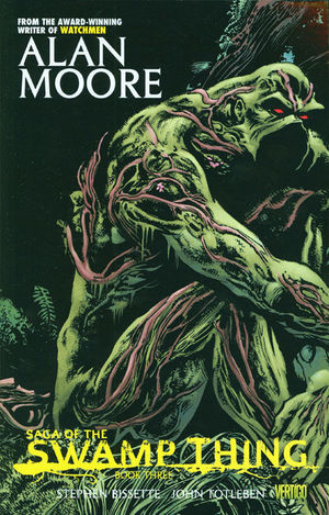 SAGA OF THE SWAMP THING TP BOOK #3