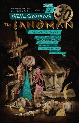 THE SANDMAN TP #2