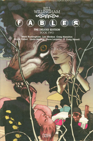 FABLES DELUXE EDITION HC #2