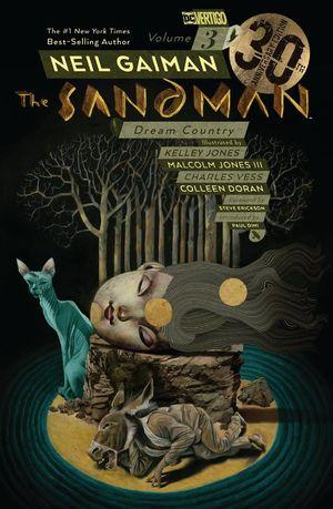THE SANDMAN TP #3