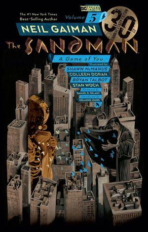 THE SANDMAN TP #5