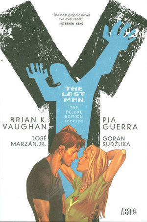 Y THE LAST MAN DELUXE EDITION HC #5
