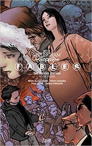 FABLES DELUXE EDITION HC #3