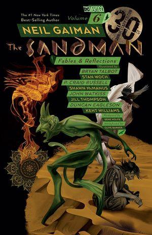 THE SANDMAN TP #6