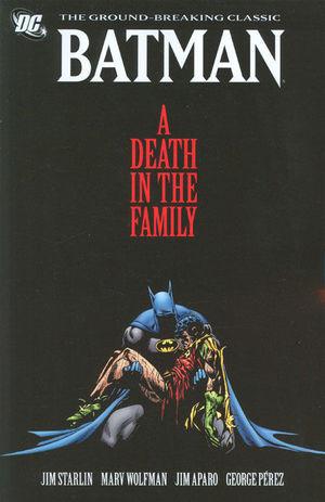 BATMAN A DEATH IN THE FAMILY TP #1