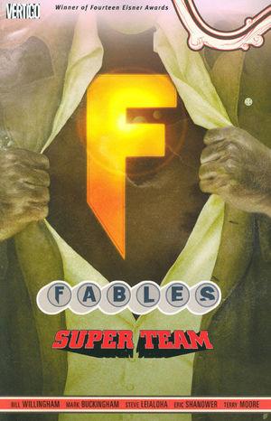 FABLES TP
