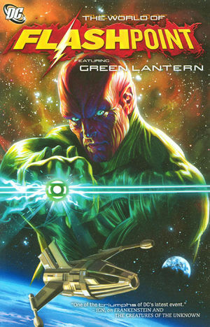 FLASHPOINT WORLD OF FLASHPOINT GREEN LANTERN TP #1
