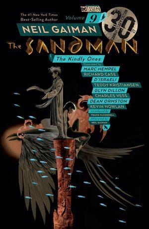 THE SANDMAN TP #9