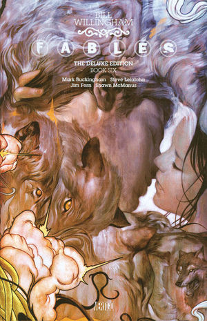FABLES DELUXE EDITION HC #6