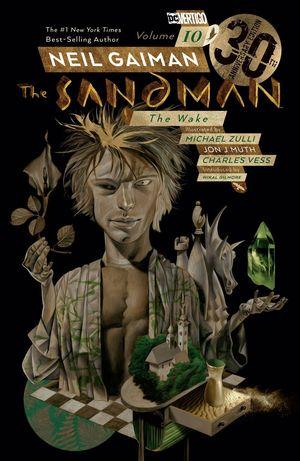 THE SANDMAN TP #10
