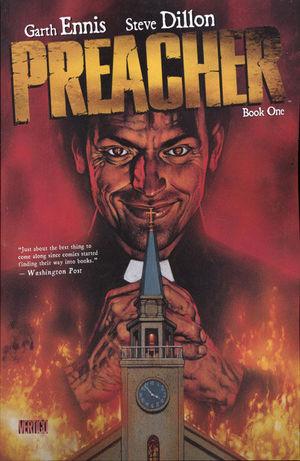PREACHER TP BOOK #1