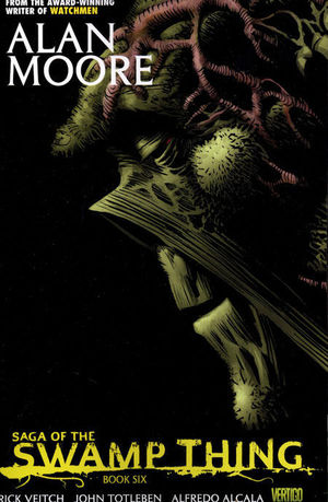 SAGA OF THE SWAMP THING TP BOOK #6