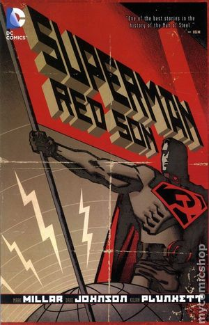 SUPERMAN RED SON TPB