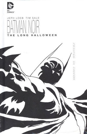BATMAN NOIR THE LONG HALLOWEEN HC #1