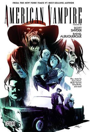 AMERICAN VAMPIRE TP #6