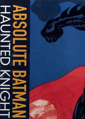 ABSOLUTE BATMAN HAUNTED KNIGHT HC #1