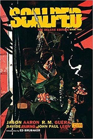 SCALPED HC BOOK #2