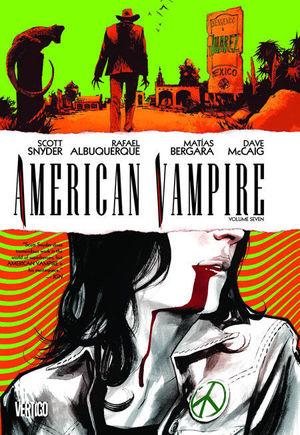 AMERICAN VAMPIRE TP #7