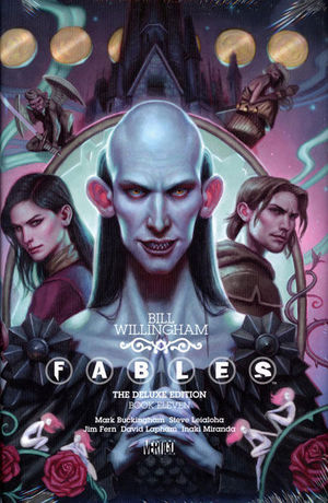FABLES DELUXE EDITION HC #11